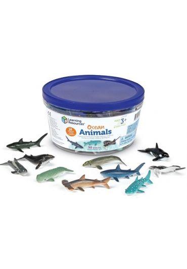 Set pentru sortat - Animalute din ocean