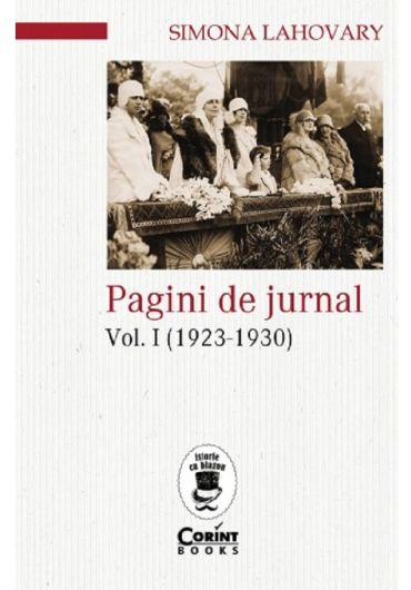 Pagini de jurnal - Vol. 1 (1923-1930)