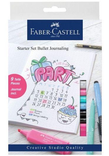Set starter bullet journaling