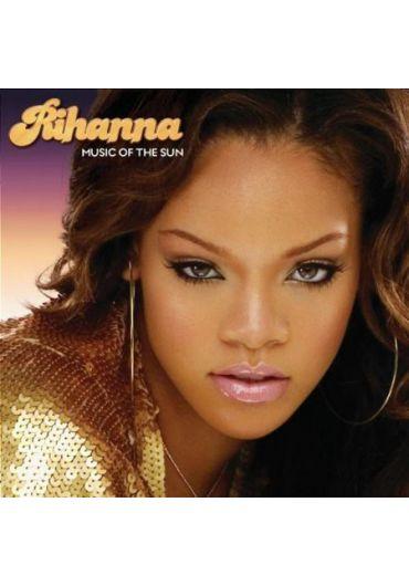 Rihanna - Music od the sun CD