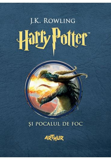 Harry Potter si Pocalul de Foc - Vol. 4