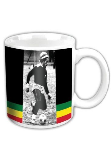 Cana ceramica - Bob Marley - Soccer