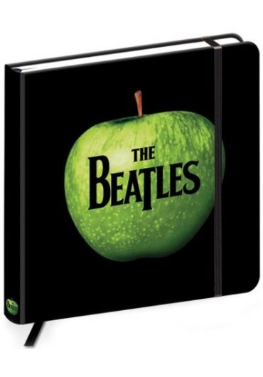 Carnet - The Beatles - Apple Logo
