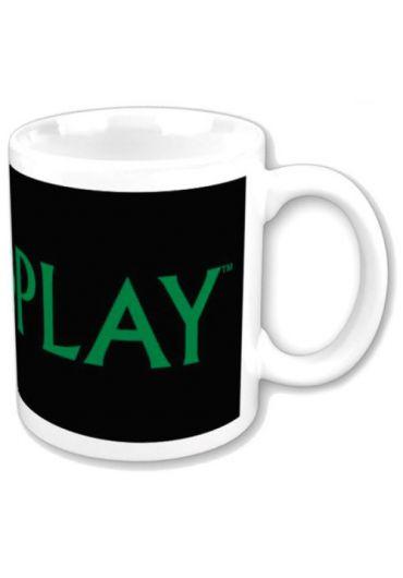 Cana ceramica - Coldplay - Logo