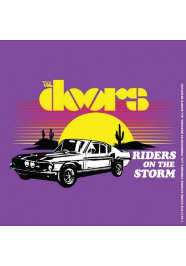 Suport pahar - The doors - Riders on the storm