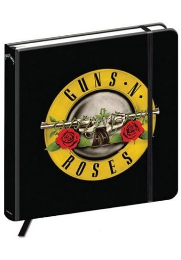 Carnet - Guns N' Roses - Classic Logo