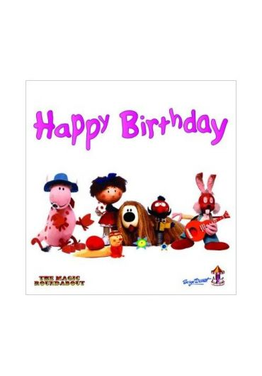 Felicitare - Magic Roundabout - Characters