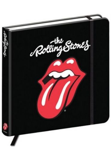 Carnet - The Rolling Stones - Classic Tongue