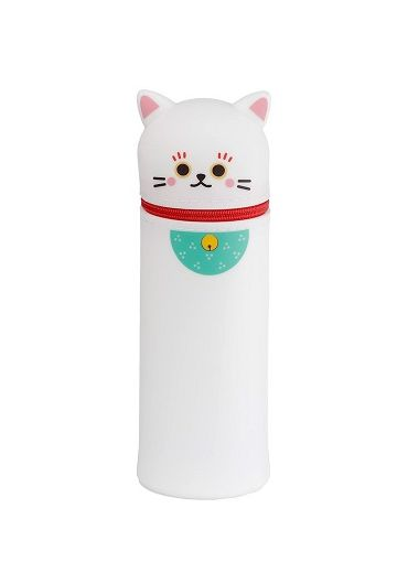 Penar - Maneki Neko Lucky Cat Silicone Upright