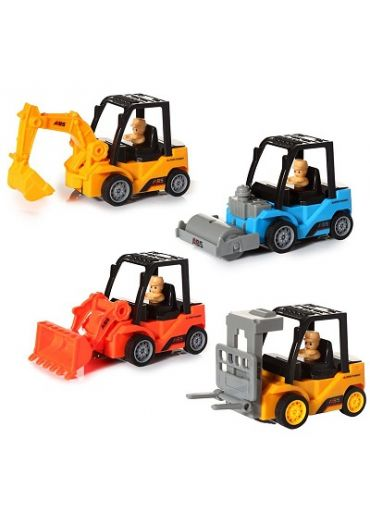 Jucarie - Construction Vehicle Toy