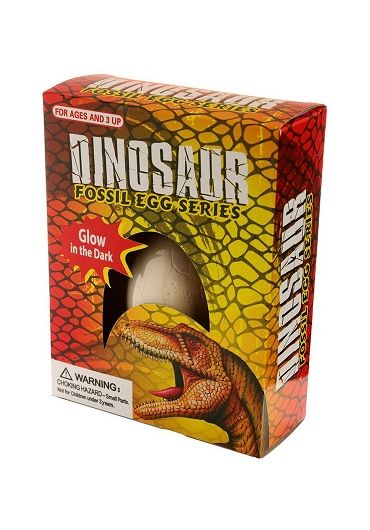Jucarie - Glow in the Dinosaur Dig It Out Kit