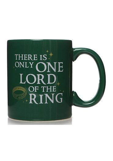 Cana ceramica - Lord of the Rings (Only one Lord)