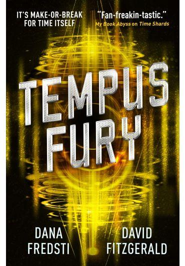 Time Shards - Vol. 3 - Tempus Fury