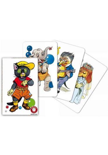 Carti de joc - Pacalici - Animale (Black Peter)