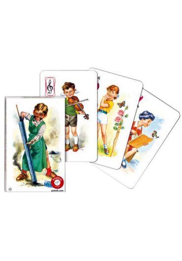 Carti de joc - Pacalici - Copii (Black Peter)