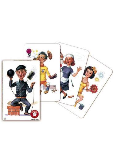 Carti de joc - Pacalici - Ocupatii (Black Peter)