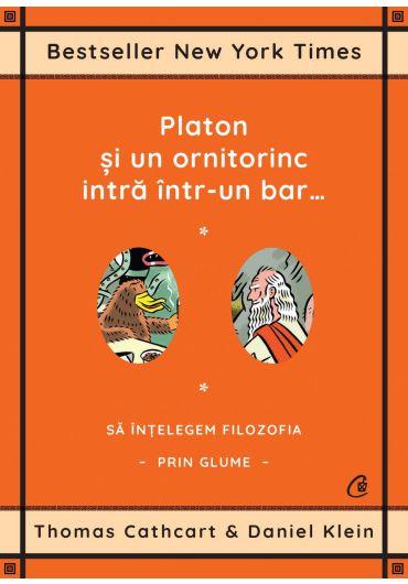 Platon si un ornitorinc intra intr-un bar… Sa intelegem filozofia prin glume
