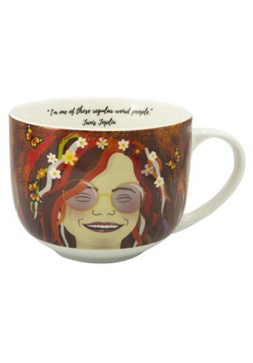 Cana portelan - Janis Joplin