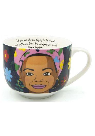 Cana portelan - Maya Angelou