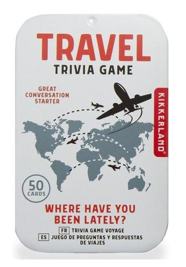 Joc Trivia - Travel