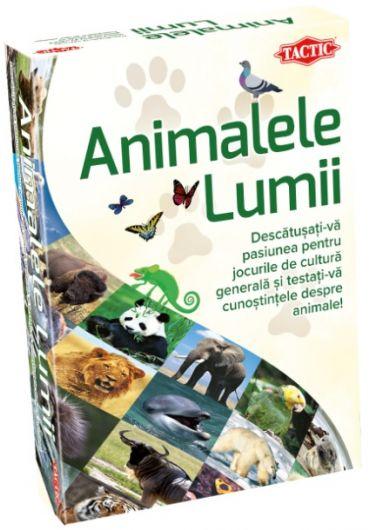 Joc - Animalele Lumii