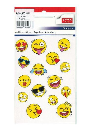 Set Stickers Emoji 2/set
