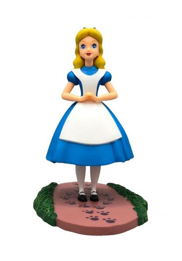 Figurina Alice - Alice in tara minunilor