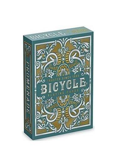 Carti de joc Bicycle Promenade