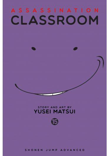 Assassination Classroom - Vol. 15