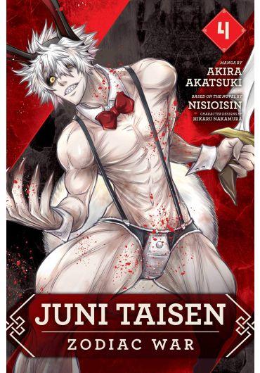 Juni Taisen - Zodiac War - Vol. 4