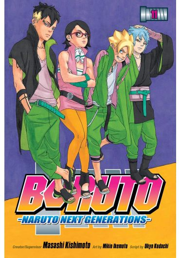 Boruto - Naruto Next Generations - Vol. 11