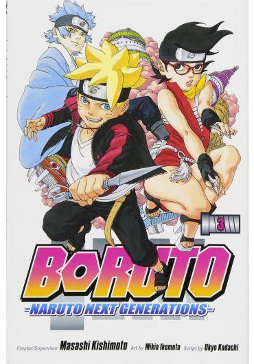 Boruto - Naruto Next Generations - Vol. 3
