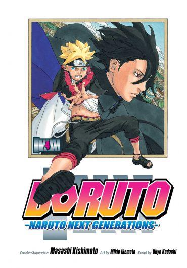 Boruto - Naruto Next Generations - Vol. 4