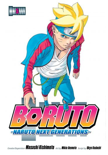 Boruto - Naruto Next Generations - Vol. 5
