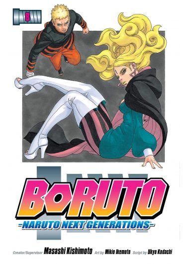 Boruto - Naruto Next Generations - Vol. 8