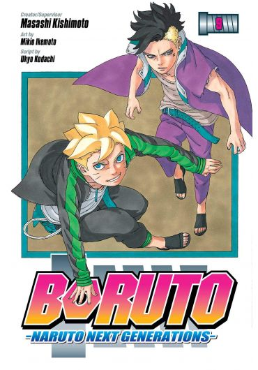 Boruto - Naruto Next Generations - Vol. 9