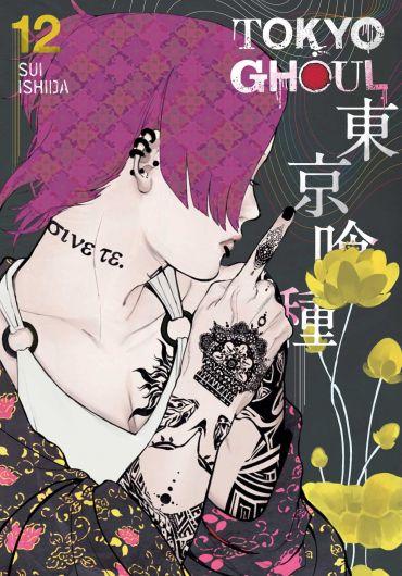 Tokyo Ghoul - Vol. 12