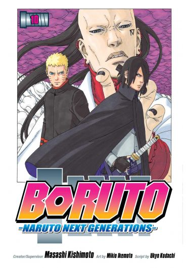 Boruto - Naruto Next Generations - Vol. 10