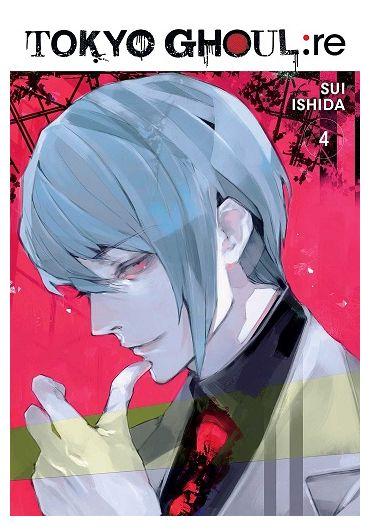 Tokyo Ghoul:re - Vol. 4