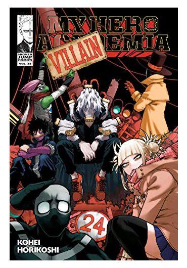 My Hero Academia - Vol. 24