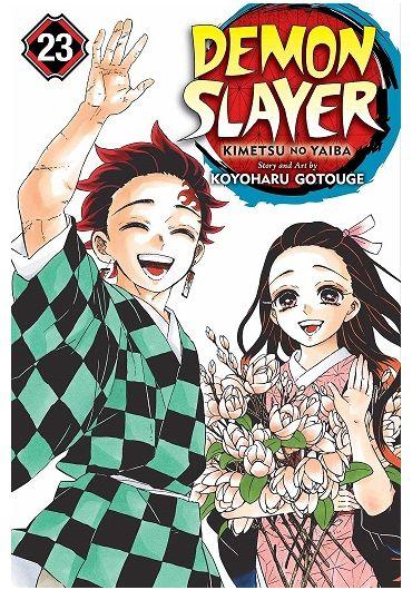 Demon Slayer - Kimetsu no Yaiba - Vol. 23