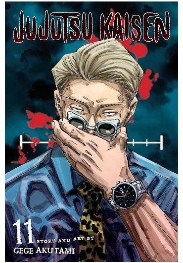Jujutsu Kaisen - Vol. 11