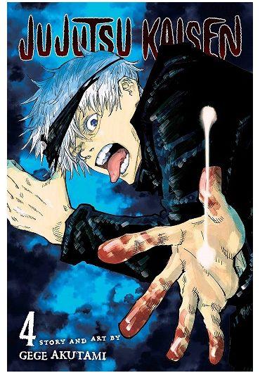 Jujutsu Kaisen - Vol. 4