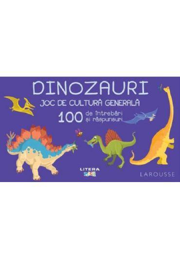 Dinozauri. Joc de cultura generala. 100 de intrebari si raspunsuri
