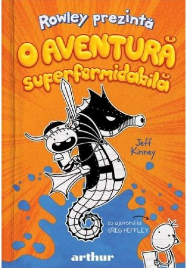 Rowley prezinta - Vol. 2 - O aventura superformidabila