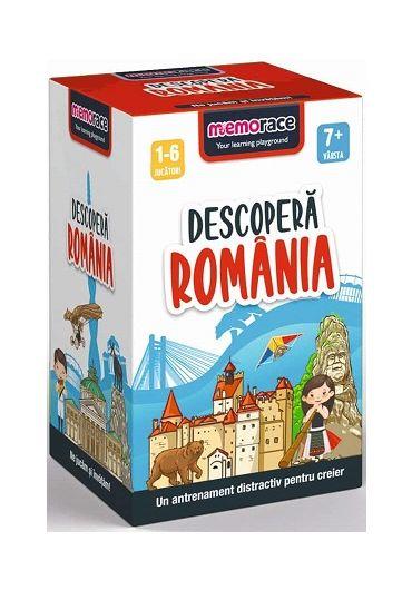 Memorace - Descopera Romania