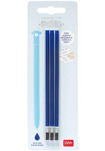 Set 3 rezerve pix - Refill For Erasable Pen Blue