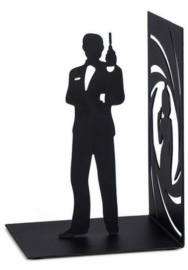 Suport lateral pentru carti - Secret Agent