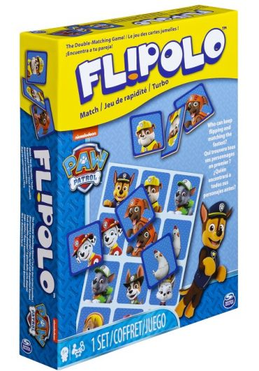 Joc Flipolo - Paw Patrol