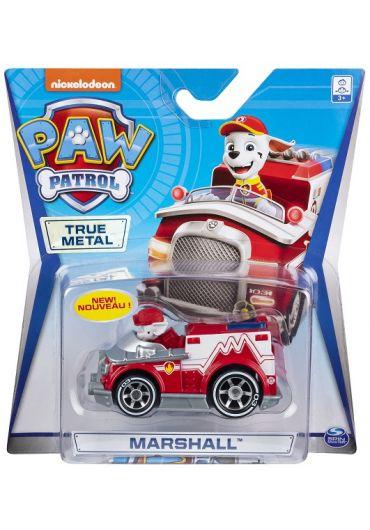 Macheta metalica - Paw Patrol - Marshall